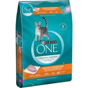 Purina ONE Healthy Metabolism Dry Cat Food, 16 lb