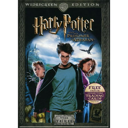 Warner Brothers Hp3: Prisoner Azkaban (dvd) O-sleeve (Halloween Warner Brothers)