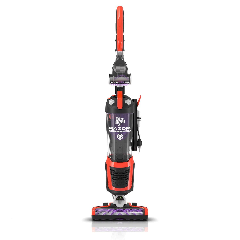 Dirt Devil Razor Pet Bagless Upright Vacuum, UD70355B - Walmart.com