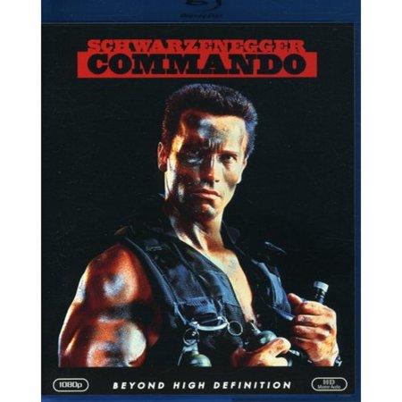 Commando  Blu Ray   Widescreen