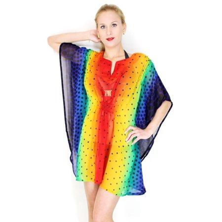 f641266980 LA LEELA - Plus Size Swimwear Swimsuit Beachwear Bikini Cover up ...