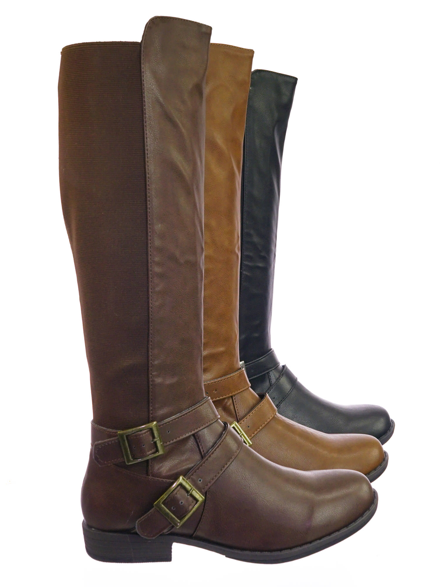 Bamboo Montana75 By Bamboo Fur Lined Fashion Equestrian