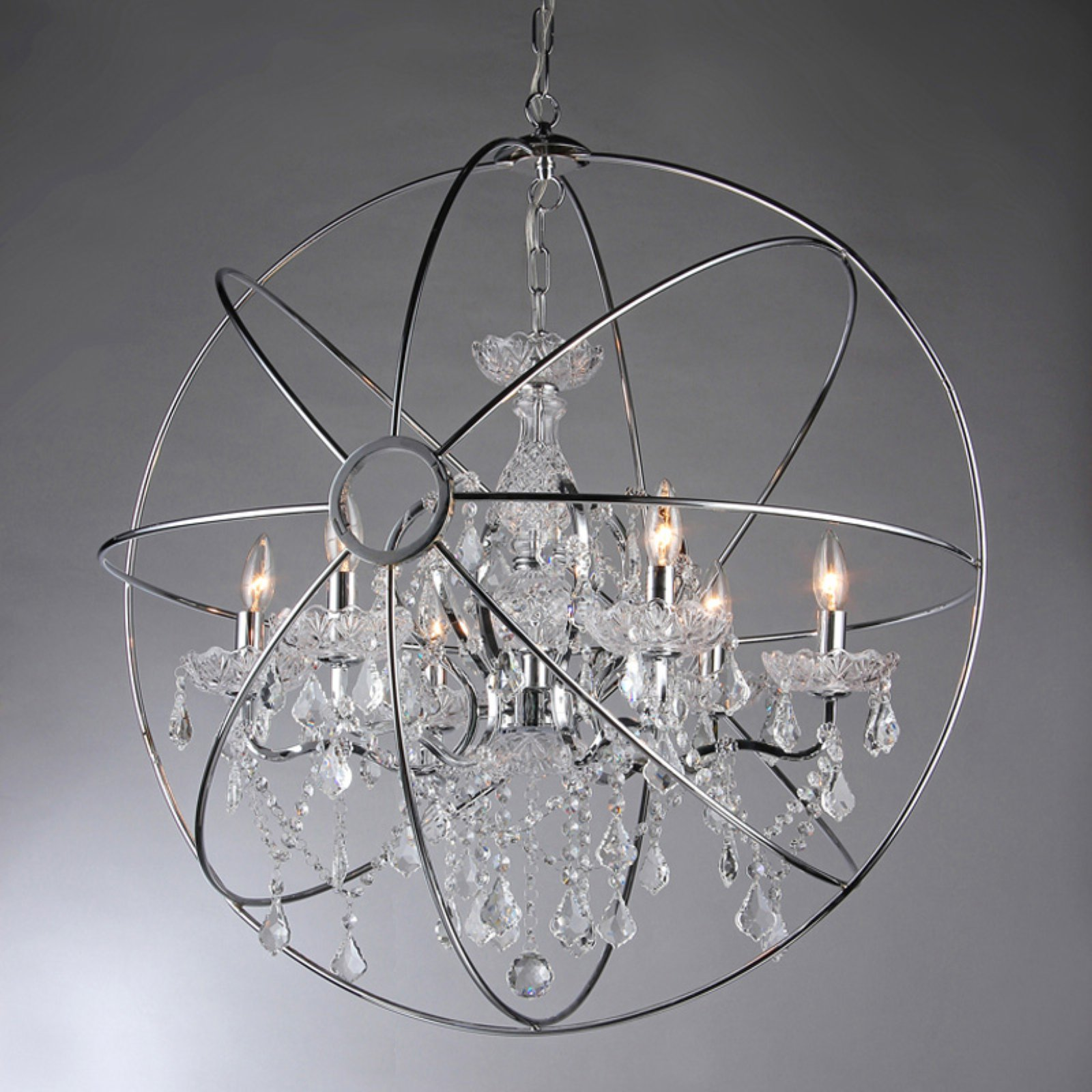 Warehouse of Tiffany Saturns Ring RL6806B Chandelier