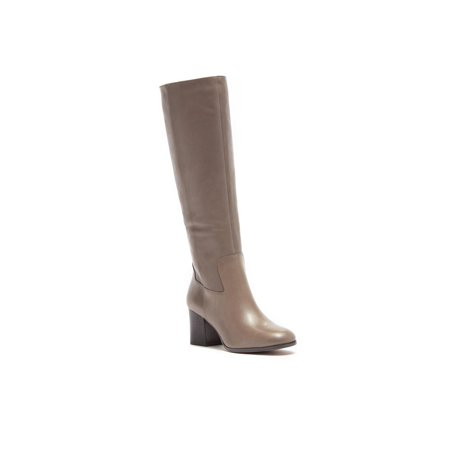 Franco Sarto Womens Anberlin Leather Closed Toe Over Knee - image 2 of 2