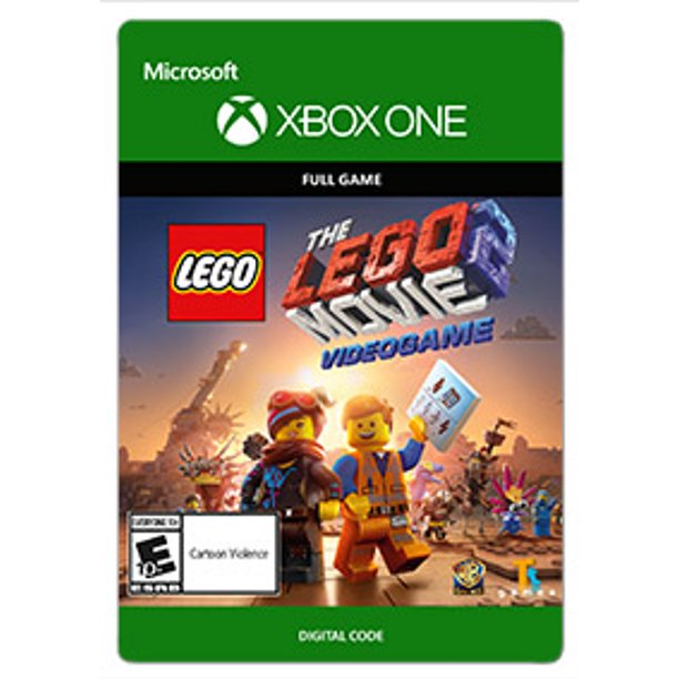 The Lego Movie 2 Videogame Wb Games Xbox Digital Download Walmart Com Walmart Com