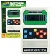 Electronic Football (Handheld) - Family Game by Schylling (9506)