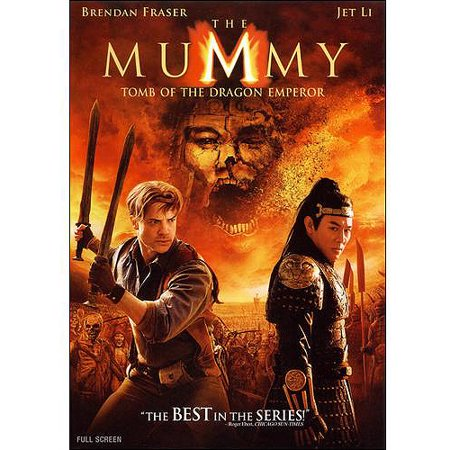 The Mummy: Tomb Of The Dragon Emperor - The London Tombs Halloween