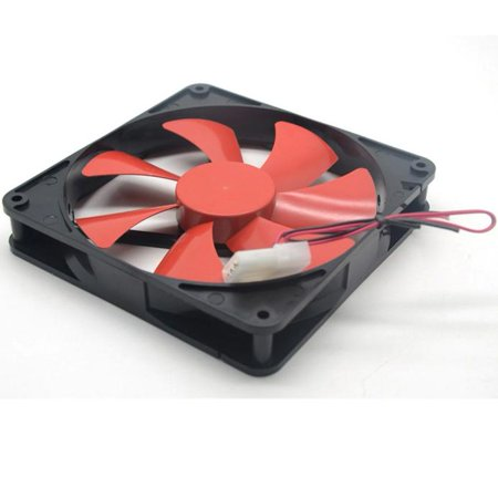 Super useful Best silent quiet 140mm pc case cooling fans 14cm DC 12V 4D plug computer