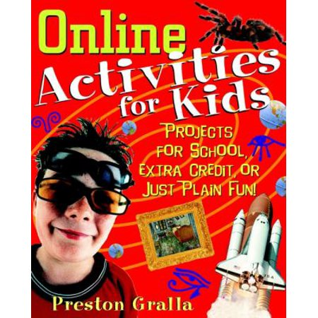 Online Activities For Kids  Projects For School  Extra Credit  Or Just Plain Fun
