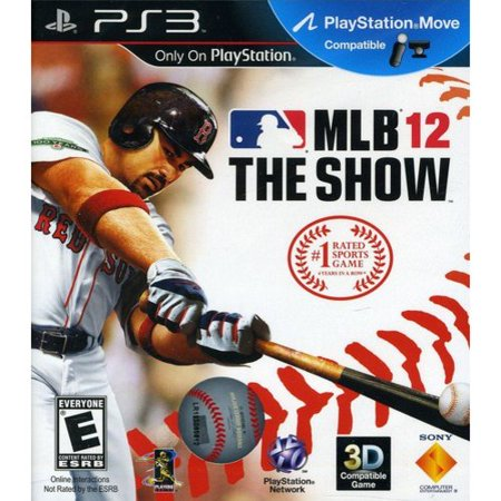 Mlb 12 The Show   Playstation 3