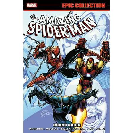 Amazing Spider-Man Epic Collection : Round Robin
