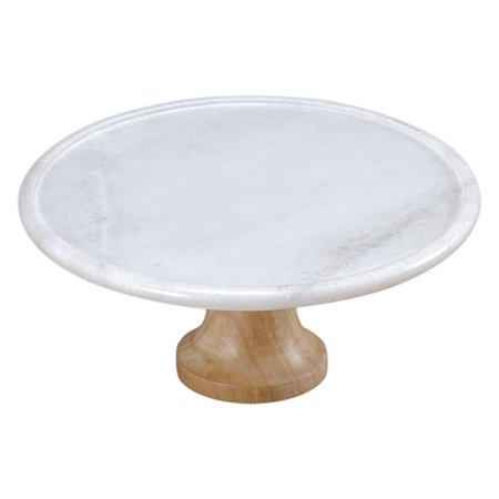 Creative Home 12 in. Footed Cake Stand ()