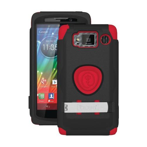Trident AMS Kraken Case for Motorola DROID RAZR HD (XT926) - Red