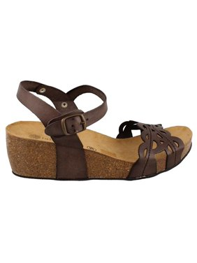 8c1546f40ec Product Image Eric Michael Women s Royal Brown Sandal