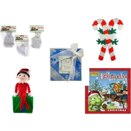 Christmas Fun Gift Bundle [5 Piece] -  Decorations