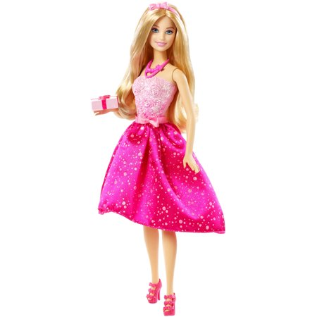 Barbie Happy Birthday Doll - Happy Birthday Barbie