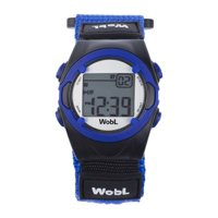 WobL Blue Vibrating Watch