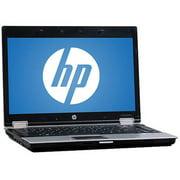 "Refurbished HP Silver 14"" EliteBook 8440P Laptop PC with Intel Core i5 Processor, 4GB Memory, 500GB Hard Drive and Windows 10 Pro"
