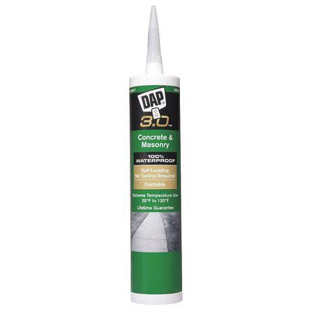 Dap 18370 9 Oz Dap 3.0Self-Leveling Concrete & Masonry HPSealant by Dap