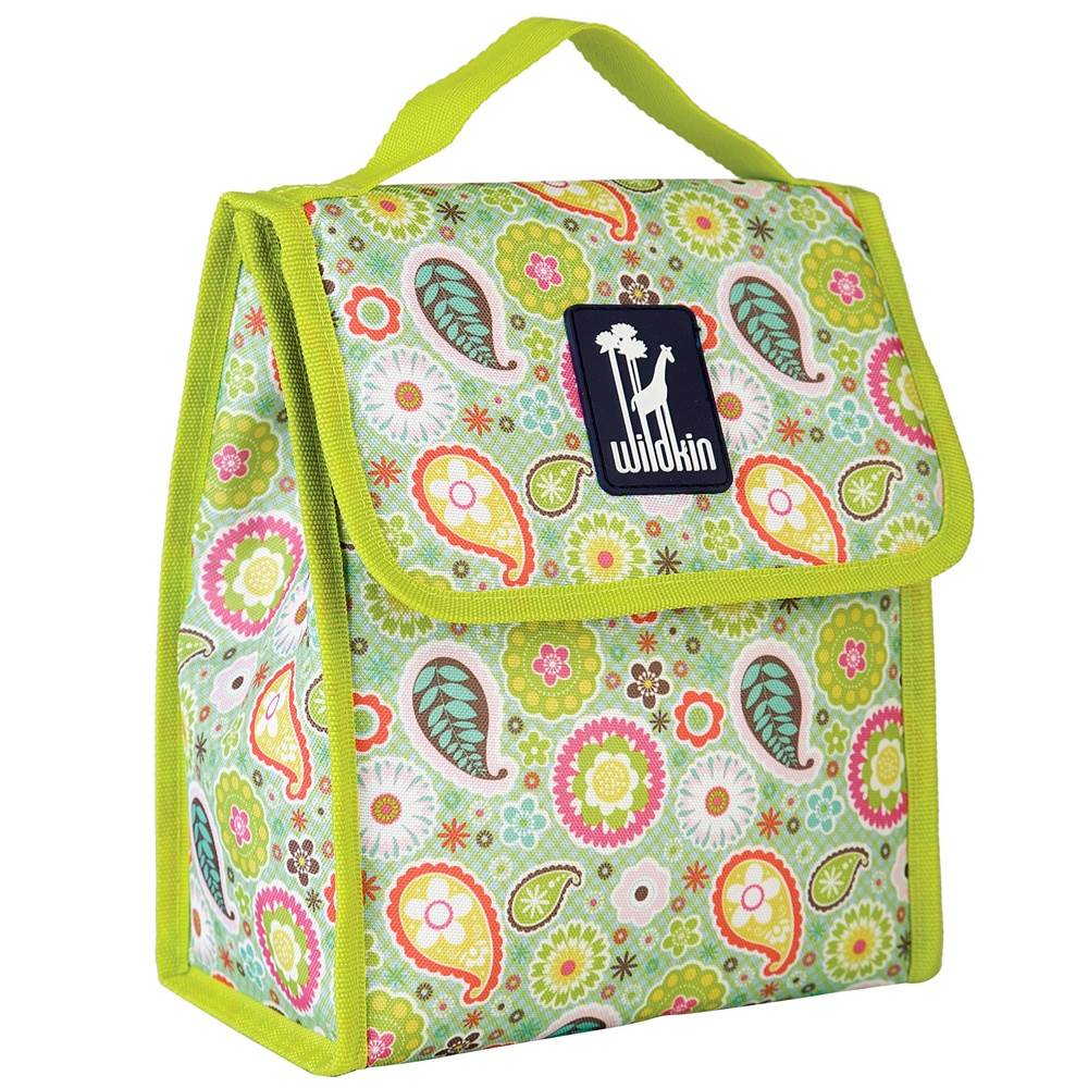 Spring Bloom Munch and Lunch Bag