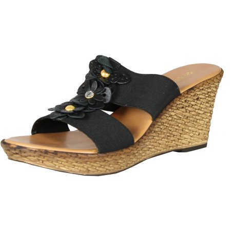 Patrizia by Spring Step Surprise Wedge Sandals (Patrizia By Spring Step Rho Wedge Sandal)