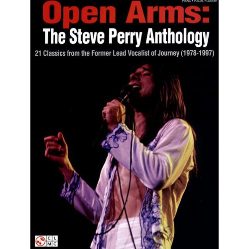 Open Arms: The Steve Perry Anthology