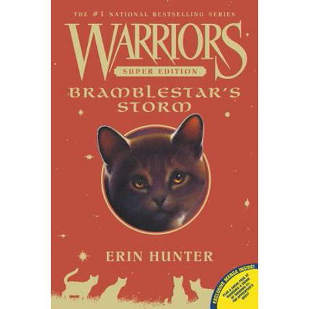 Warriors Super Edition: Bramblestar's (Warrior's Spear)