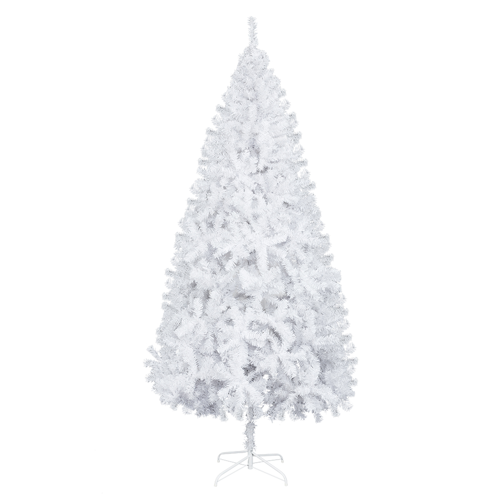 Reactionnx 7FT White Christmas Tree with 950 Branches ...
