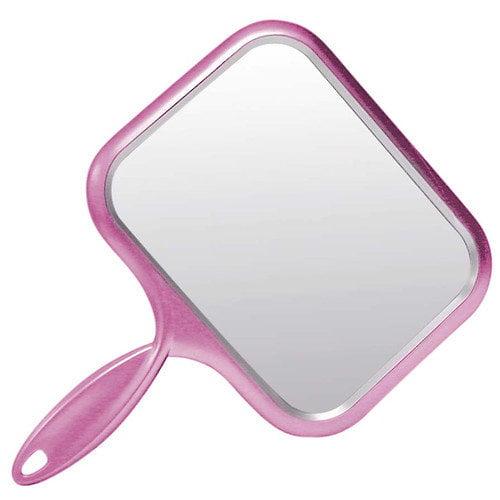 ParisPresents Extra Large Twist-Style Hand Mirror (Set of 6)