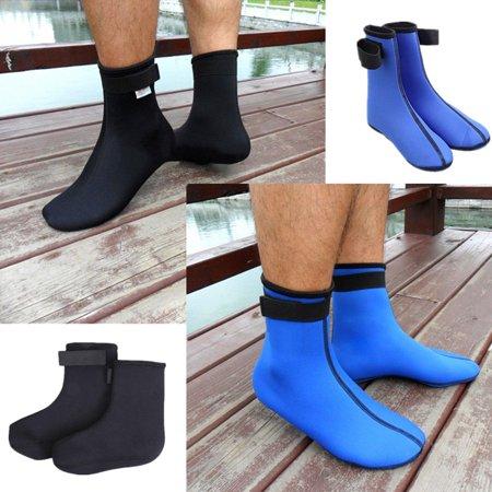 Water Shoes Socks Beach Snorkeling Diving Swimming Non-slip Seaside Socks Size S (Swimming Socks)