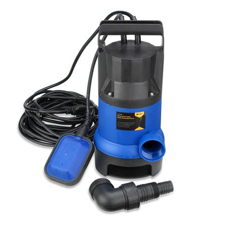 Hiltex Submersible Water Pump   1 2 Hp 2000Gph Clean Clear Dirty Pool Pond Flood Drain