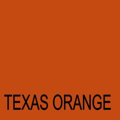"""Siser EasyWeed Heat Transfer Vinyl YARD Roll TEXAS ORANGE 15"""" x 3 ft Permanent Iron On Vinyl. Compatible with Cricut, Silhouette or ANY Cutter."""