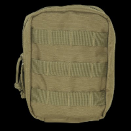 Voodoo Tactical 20 744507000 Coyote Tan Emt First Aid Kit Pouch