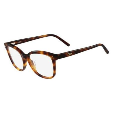 218 Eyeglasses (CHLOE Eyeglasses CE2685 218 Havana 53MM)