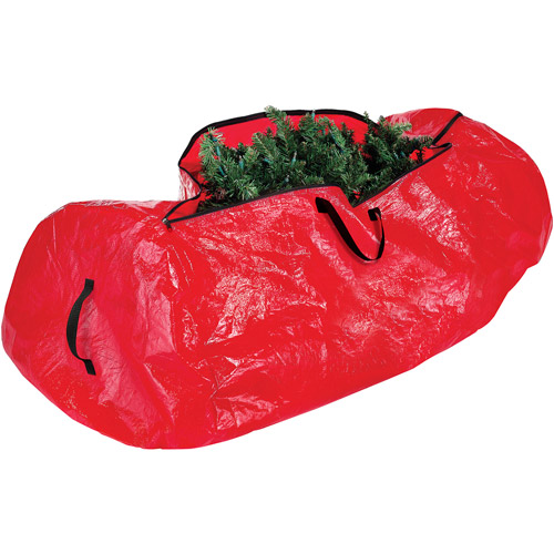 Whitmor Christmas Tree Storage Bag, Red