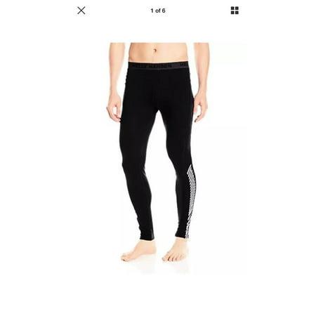 Helly Hansen Accessories - Helly Hansen Men's HH Active Flow Base Layer Pants Evening Black XX-Large