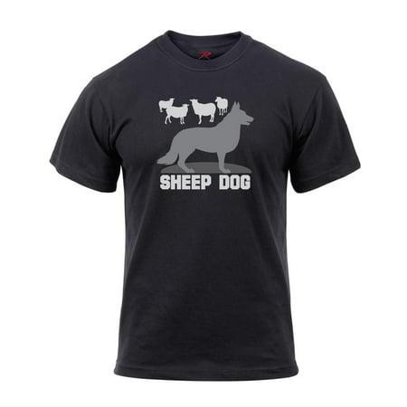 Halloween Public Safety (Sheep Dog, Police, LEO, Public Safety T-Shirt,)