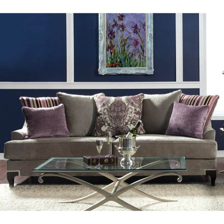 Excellent Furniture Of America Visconti Traditional Sofa By Foa Bralicious Painted Fabric Chair Ideas Braliciousco