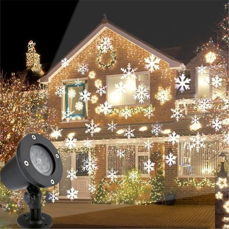 Led Christmas Projector Lights Outdoor