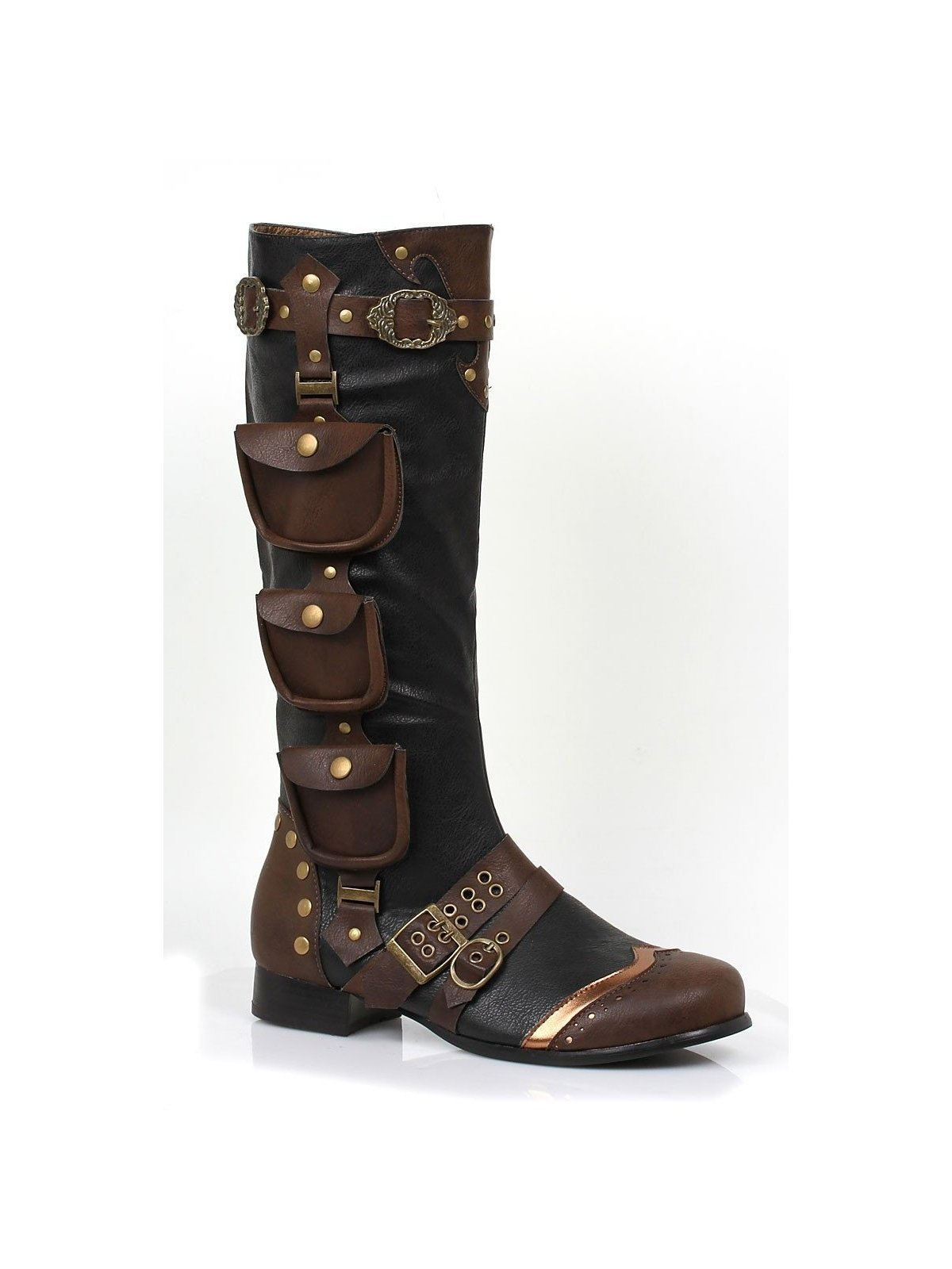 Heel Knee High Boots(Sizes