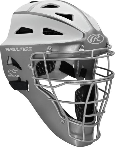 Rawlings Velo Youth Softball Catcher's Helmet by Rawlings