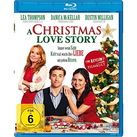 Love at the Christmas Table ( A Christmas Love Story (It's a Wonderful Lifetime) ) [ NON-USA FORMAT, Blu-Ray, Reg.B Import - Germany ] ()
