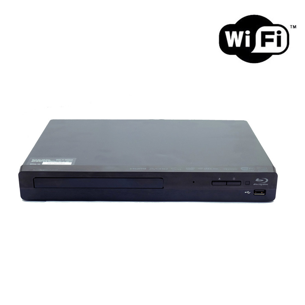 SpygearGadgets® 1080P HD WiFi Internet Streaming Blu Ray ...