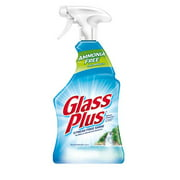 Glass Plus 89331 32 Fl Oz Glass & Multi-Surface Cleaner Trigger Spray (Pack Of 9)