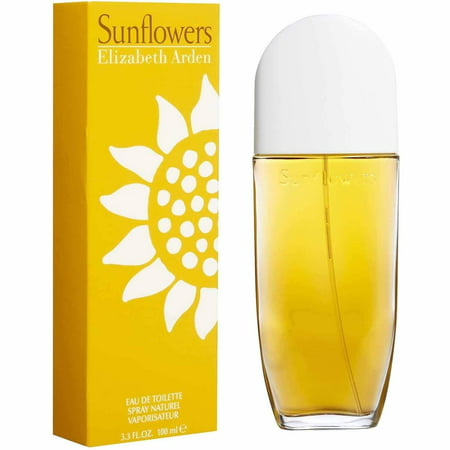 Best Elizabeth Arden Sunflowers Eau de toilette Perfume For Women 3.3 oz deal