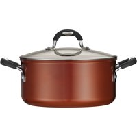 Tramontina Style 5-Quart Ceramic Nonstick Covered Dutch Oven