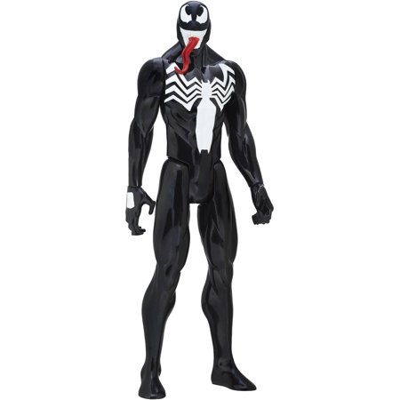 Ultimate Spider Man Vs  The Sinister Six  Titan Hero Series Venom