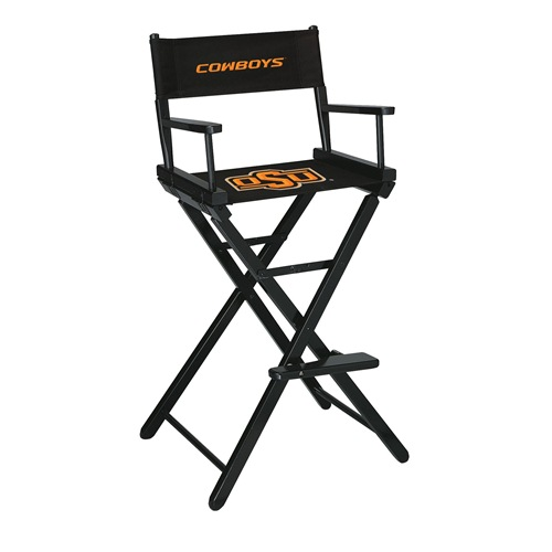 Imperial NCAA Directors Chair, Oklahoma State University - Bar Height