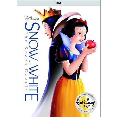 Snow White And The Seven Dwarfs (Walt Disney Signature Collection) - Snow White And The Hun