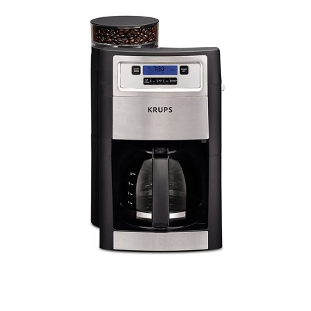 Krups Automatic Programmable Grind and Brew Coffee Maker